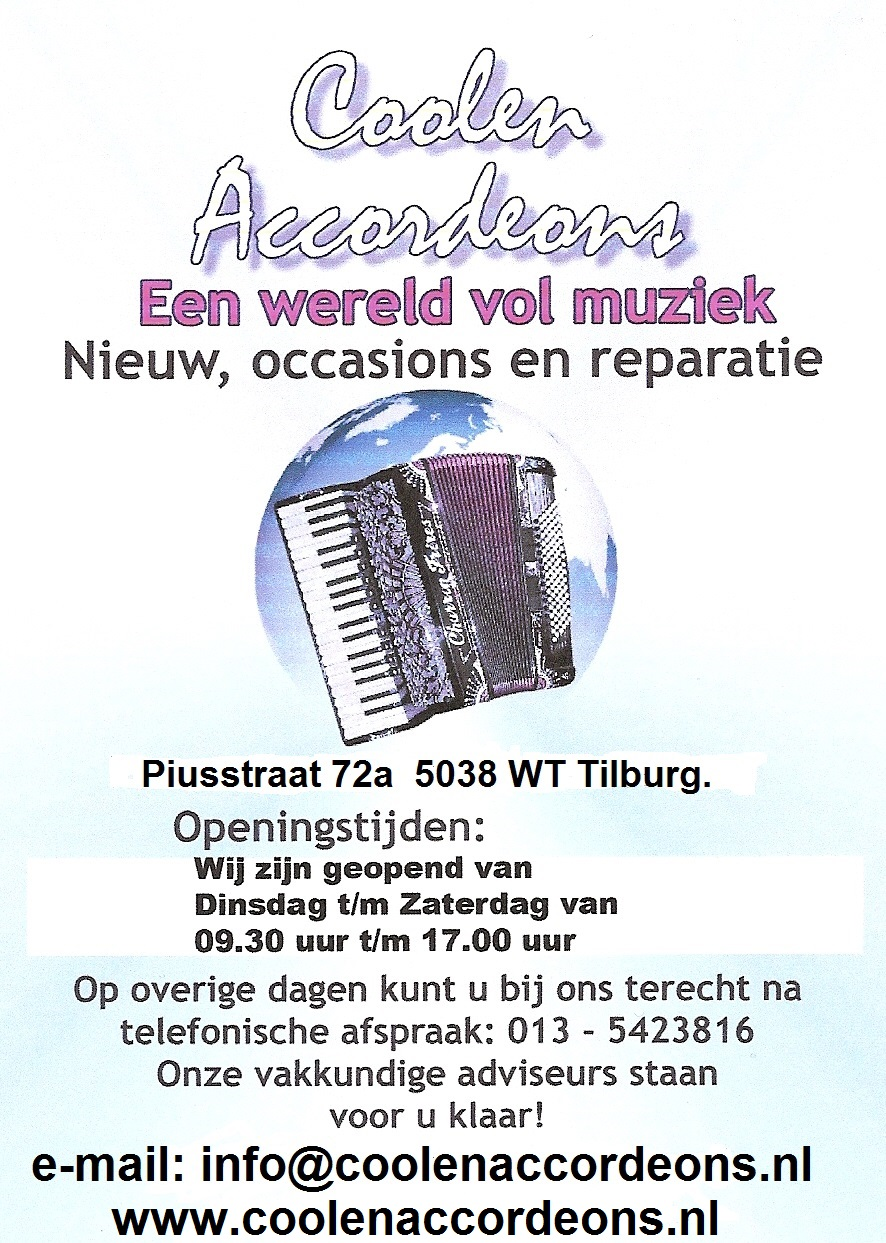 Coolen Accordeons 2